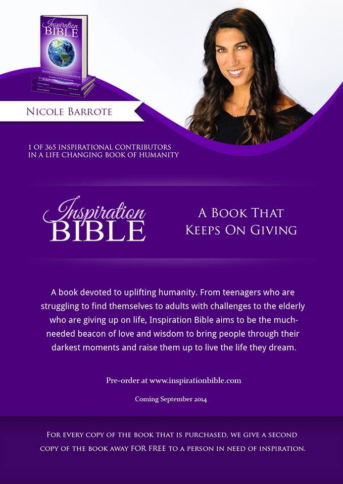 Inspiration Bible Published 2015