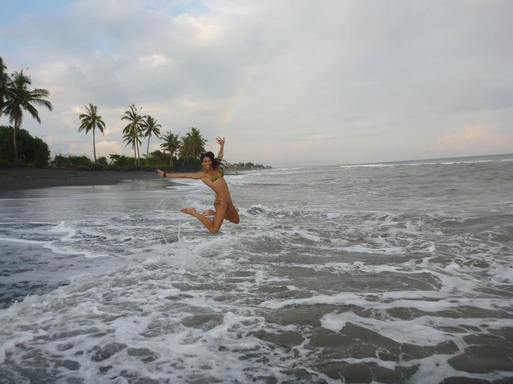 soaring in untraveled waters