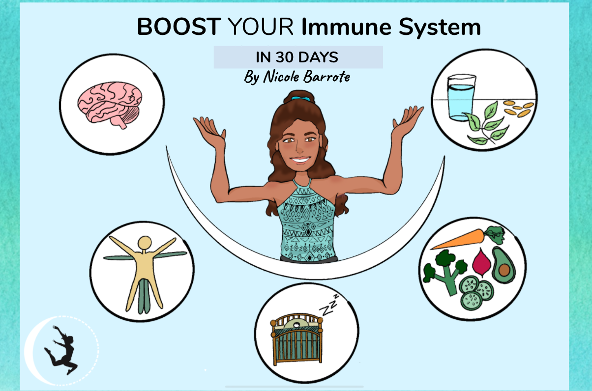 Boost Your Immune System in 30 days